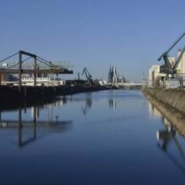 Städtebauliche Entwicklung Deutzer Hafen