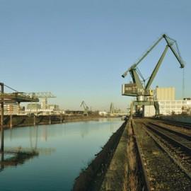 Deutzer Hafen Zwischenpräsentation 10.-11.6.