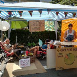 Video vom Stand von Deutzer(Auto)Freiheit auf dem Stadtteilfest in Deutz