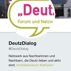 @DeutzDialog – Wir twittern jetzt auch!